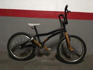 bicicleta bmx / trial monty