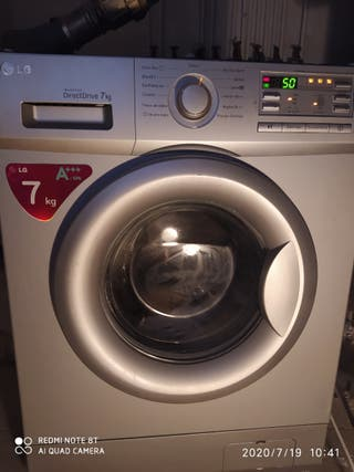 lavadira lg muy nueva 2019