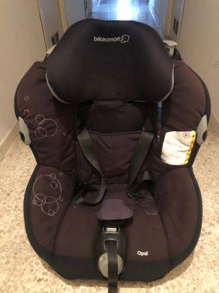 Silla coche bebé confort opal