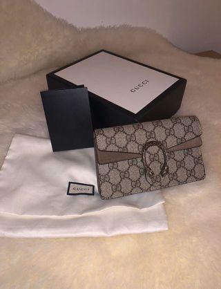 Gucci Dionysus GG super mini bag