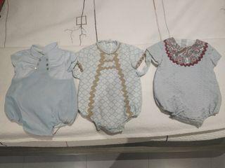 peleles y pijamas talla 6 meses