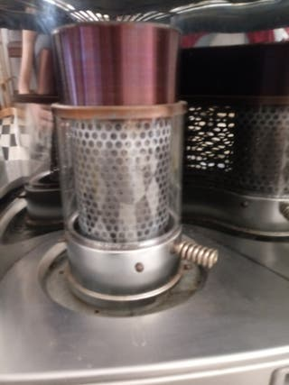 estufa de parafina