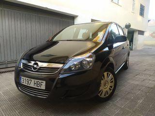 Opel Zafira 1.6 115cv, 7 plazas. PRECIO NEGOCIABLE