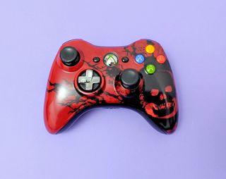 Mando Xbox 360 Edición Gears of War 3