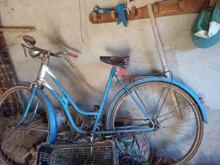 Bicicleta BH antigua varillas Gacela