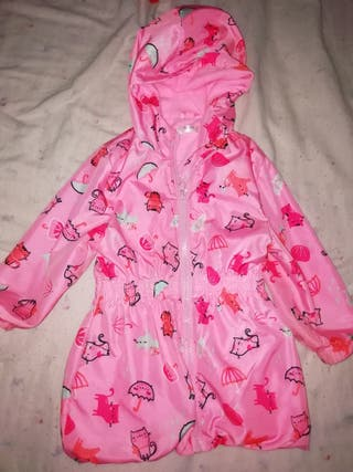 chaqueta niña 2 años