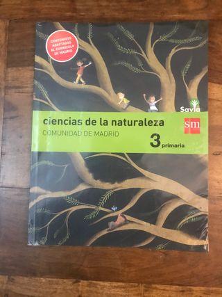 Ciencias de la naturaleza 3 primaria