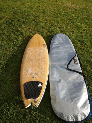 Tabla de surf firewire 6.10 56.9litros