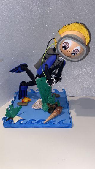 Fofucho submarinista
