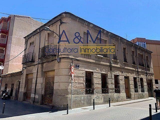 Edificio en venta en Medina del Campo (Medina del Campo, Valladolid)