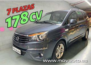 SsangYong Rodius D22T 178cv 7 plazas