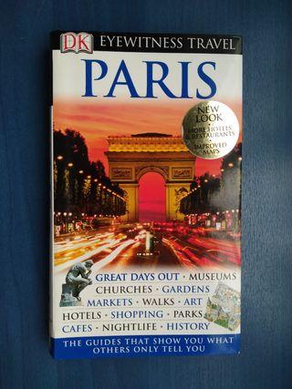 Guía de viaje París DK
