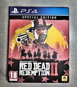 RED DEAD REDEMPTION II (PS4), EDICIÓN ESPECIAL