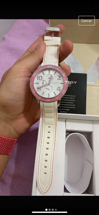 Reloj Viceroy Rosa y Blanco