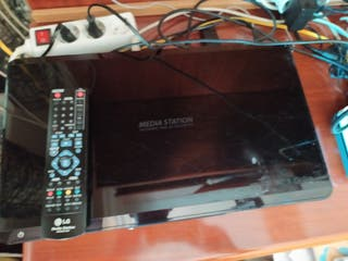Tdt grabador LG, HD.