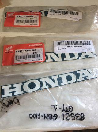 Pegatina Honda