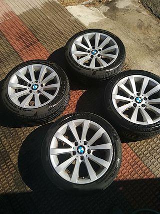 4 llantas BMW en 17pulgadas.