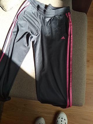 pantalón Adidas chándal deporte