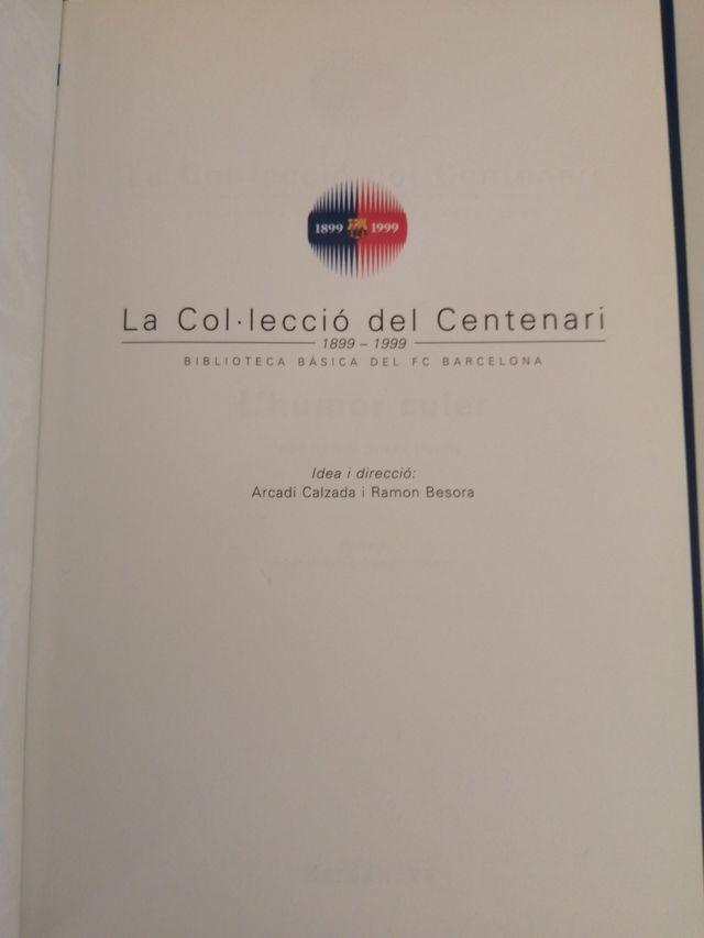 Barça. La Col.lecció del Centenari + Flip