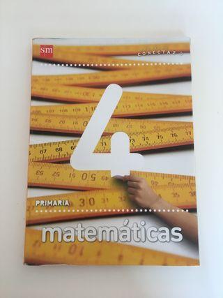 Matemáticas 4 EPO SM