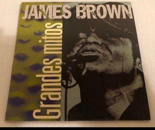 Cd Grandes mitos James Brown.Nuevo a estrenar