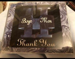 Cd Single Boyz II Men.Nuevo a estrenar