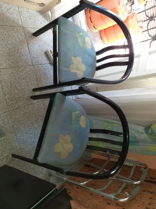 dos sillas