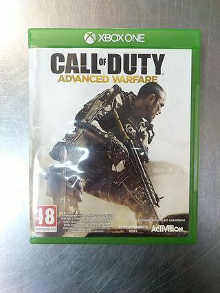 Call Of Duty Advanced Warfare, Xbox One