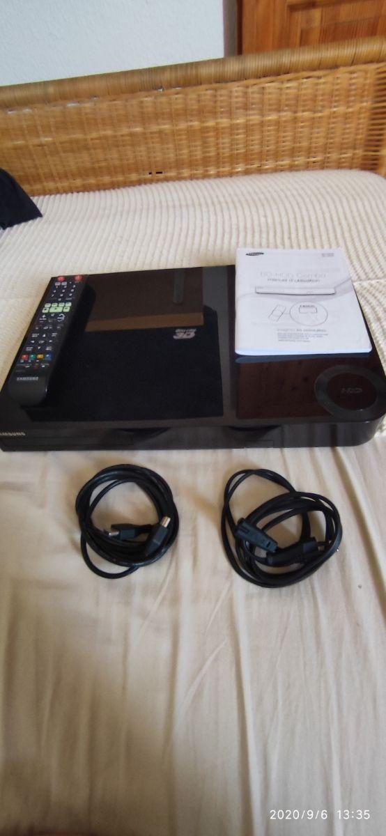 Blu ray Samsung. Tope de Gama