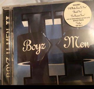 Cd Boyz II Men.Nuevo a estrenar