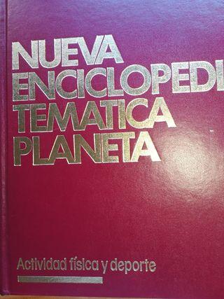 Nueva enciclopedia tematica Planeta