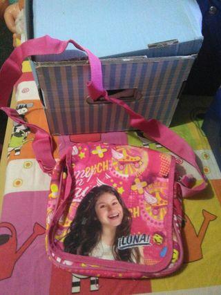 Bandolera Soy Luna NUEVA niña!!!!!