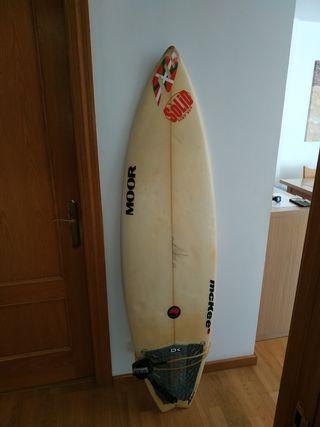 Tabla surf fish 5'9 27 litros