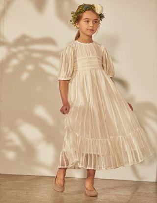 Vestido comunión Nicoli