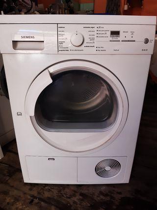 secadora Siemens 8 kg condensación