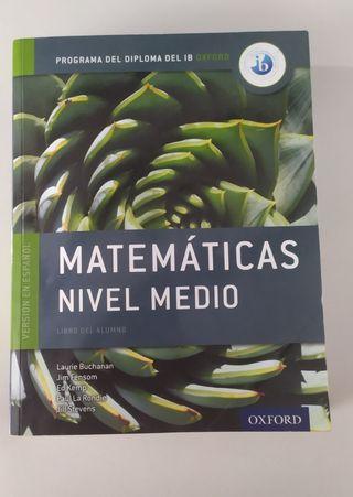 Matemáticas Bachillerato Internacional