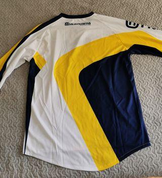 traje Enduro Motocross Husqvarna talla L sin usar
