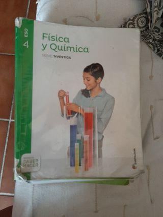 4°ESO. FISICA Y QUIMICA
