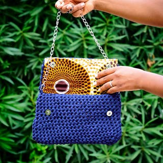 Crochet Clutch pouch