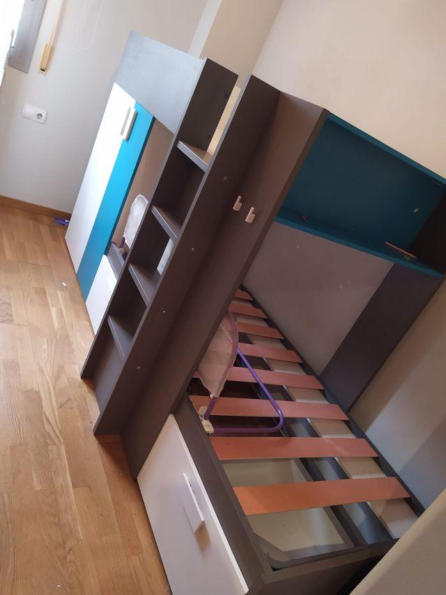 Litera y armario