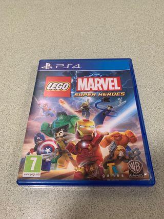 Lego Superhéroes