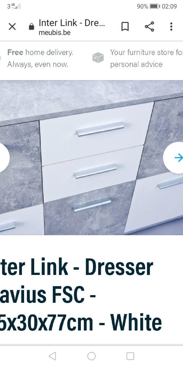 inter link dresser (NEW)