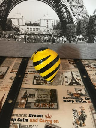 Peonza de Queen Bee (Las Aventuras de Ladybug)