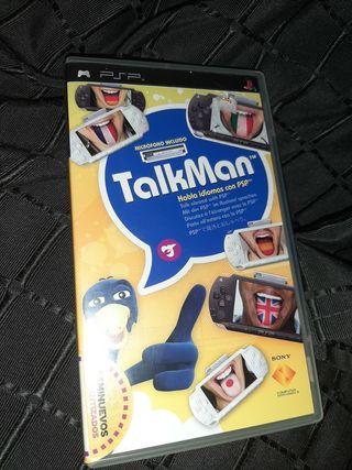 juego de hablar idiomas