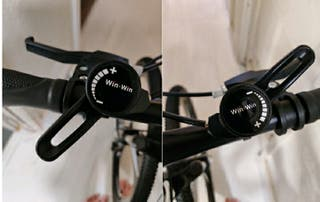 "26"" Matte Black Bicyle 21 Speed Dual Disk Brake Bi"