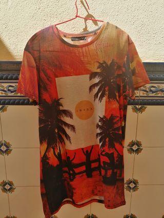 Camiseta ibicenca talla M