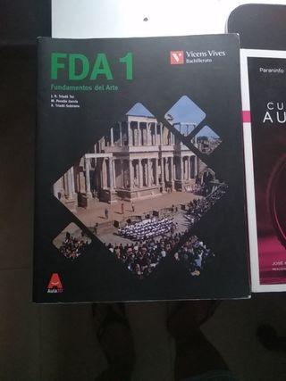 libros 1 bachillerato de artes
