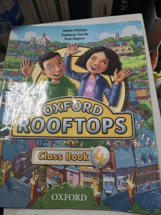libro inglés rooftops 4 primaria