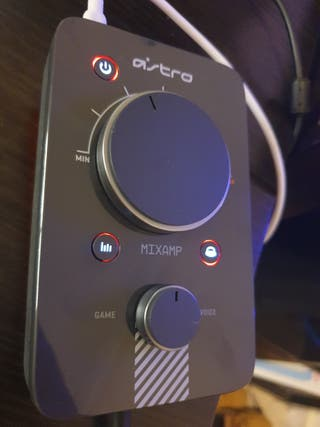 ASTRO MIXAMP PC PS4 MEZCLADOR DAC GAMING 7.1