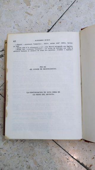 El Conde de Montecristo. Alejandro Dumas